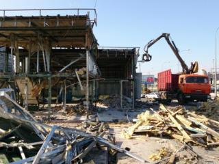 Демонтаж снос! Домов строений сооружений конструкций гаражей построек!
