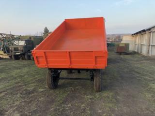 Прицеп тракторный 2 ПТС-4 самосвал меняю на зернопосевной материал