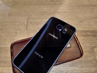 Samsung galaxy s6 б/у, 32гб, зарядка новая, 2 чехла