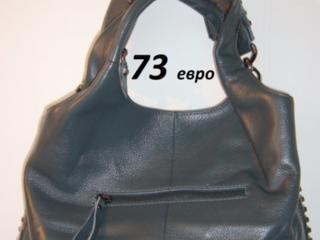 Сумка эксклюзивной модели на плечо женская из высококачественной кожи