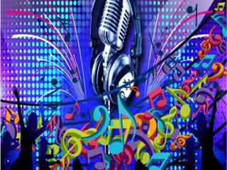 Muzica, Dj-vocal-moderator. Lumini, fum. Музыка-ведущий. Dj - вокал.