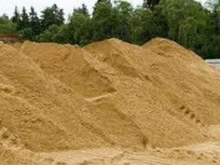 Песок карьерный чистый 750 гр. за 3тонны с доставкой