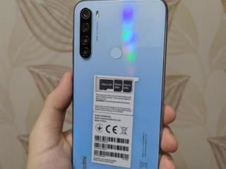 Новый Сяоми Redmi Note 8 белый 4/64 тестированный (VoLTE)