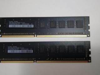 Комплект DDR3 2х4 Gb 1866Mhz Elpida Black Edition для ПК