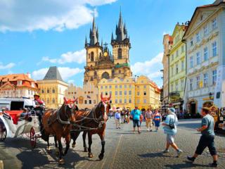 Тур по Европе на 8 МАРТА: Будапешт-Вена-Прага-Братислава-Дрэздэн