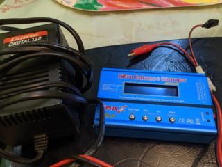 Продам зарядное устройство для аккумуляторов iMAX b6