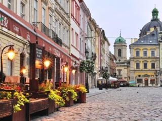 Автобусный тур: Львов - Черновцы - Хотинская крепость! 07-11 май 2020