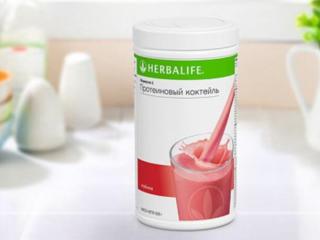 Ешь и худей с пользой организму вместе с herbalife