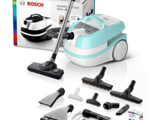 Bosch BWD420HYG, Aspirator cu spalare 5l, 2000W. Preț nou: 5299 lei
