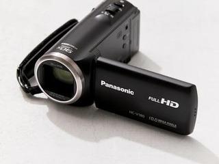 Видеокамера, новая Panasonic V180k