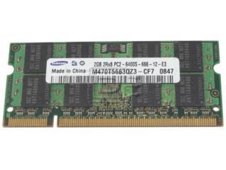 DDR2, DDR3 (1/2/4 Gb) для ноутбуков с гарантией (рабочая 100%).