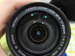 Объектив Canon EF-S 17-85 mm f/ 4.0-5.6 IS USM