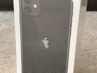 New iPhone 11 64GB Black
