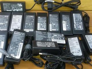 Ноутбучные зарядки и ПК (блоки).