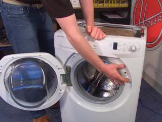 Ремонт стиральных, сушильных, посудомоечных машин любой марки.