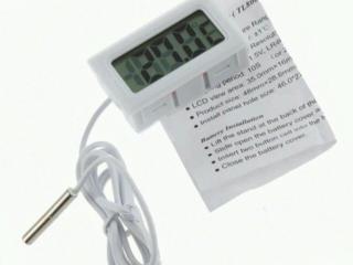 Термометр, градусник электронный цифровой 80 руб