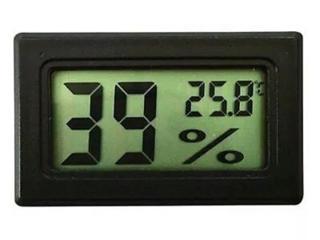 Термометр, гигрометр измеритель влажности в Вашем доме