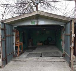 Продаю металлический утепленный гараж с подвалом