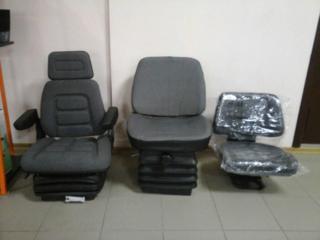 Сиденье (кресло) МТЗ, ЮМЗ, Т-16, Т-25, Т-40, Т-150 (ЭкоКожа. с регулир