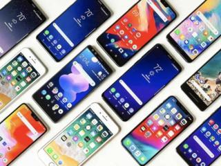 В продаже смартфоны SAMSUNG/ LG / HTC