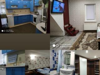 Посуточно квартира 1,2 комнаты со всеми удобствами и все предметы