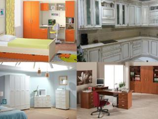 Изготавливаем мебель: Кухни, шкафы-купе, стенки, спальни, детские.