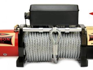 Troliuri electrice si hidraulice www.dragonwinch.md