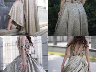 Продам вечернее платье, надето 1 раз, Недорого!!!
