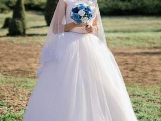 Сдам в ПРОКАТ нежное свадебное платье