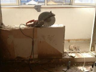 Современное оборудование алмазная резка бетона асфальта алмазное сверление бурения отверстий