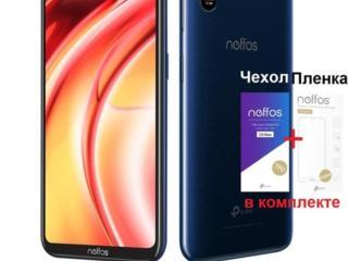 Смартфон TP-Link Neffos C9 Max 2/32GB (TP7062A) DUALSIM Dark Blue (Fil
