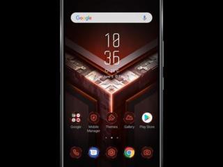 Смартфон Asus ROG Phone (ZS600KL-1A032EU) 8/128GB DualSim Black