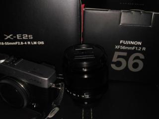 Fujifilm X-E2s Фотокамера