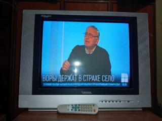 Продам телевизор. Работает отлично.