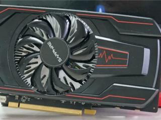 Классная Sapphire AMD RX 560 4GB Pulse OC! Состояние как новая!!!