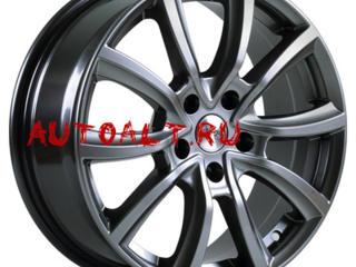 Новые диски на Toyota Camry 2009