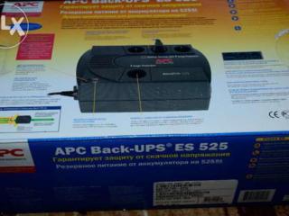 Бесперебойник apc Back-UPS ES 525