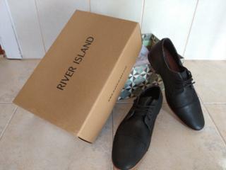 Туфли мужские летние натуральная кожа