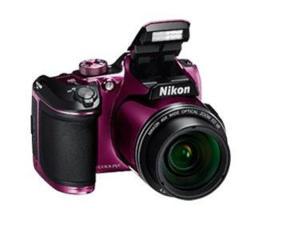 Цифр. фотокамера Nikon Coolpix B500 Purple