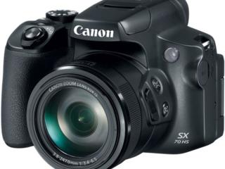 Цифр. фотокамера Canon Powershot SX70 HS Black
