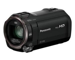 Цифр. видеокамера Panasonic HDV Flash HC-V760 Black