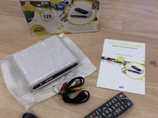 Продам декодер DVB-C (Новый)
