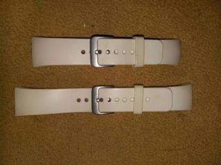 Фирменный ремешок для часов Samsung Gear S2 Sport (SM-R720 SM-R730)