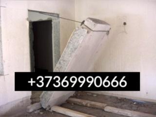 Резка стен перегородок перекрытий демонтаж сантехкабин Вырезаем проемы