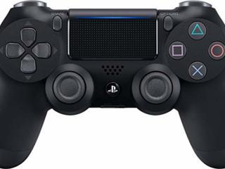 Джойстик геймпад DualShock 4 PS4 плейстейшн Черный