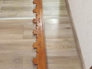 Карниз деревянный