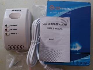 Gaz Detector - Alarma de Gaz(Nou)