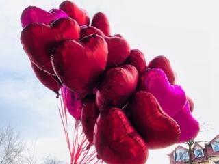Baloane cu heliu cele mai diverse compozitii le puteti gasi la Fabi. md