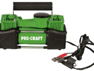 Воздушный компрессор PROCRAFT LK400 (автомобильный инструмент)