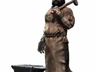 В цех по изготовлению кованых изделий требуются сварщики слесаря